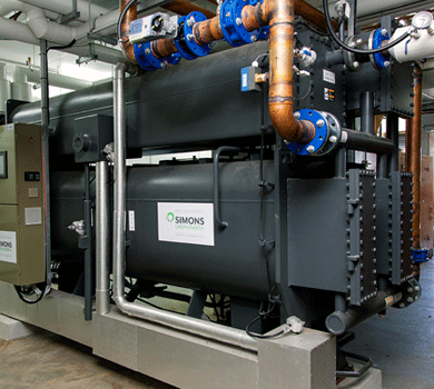 Absorption Chillers Simons Green Energy